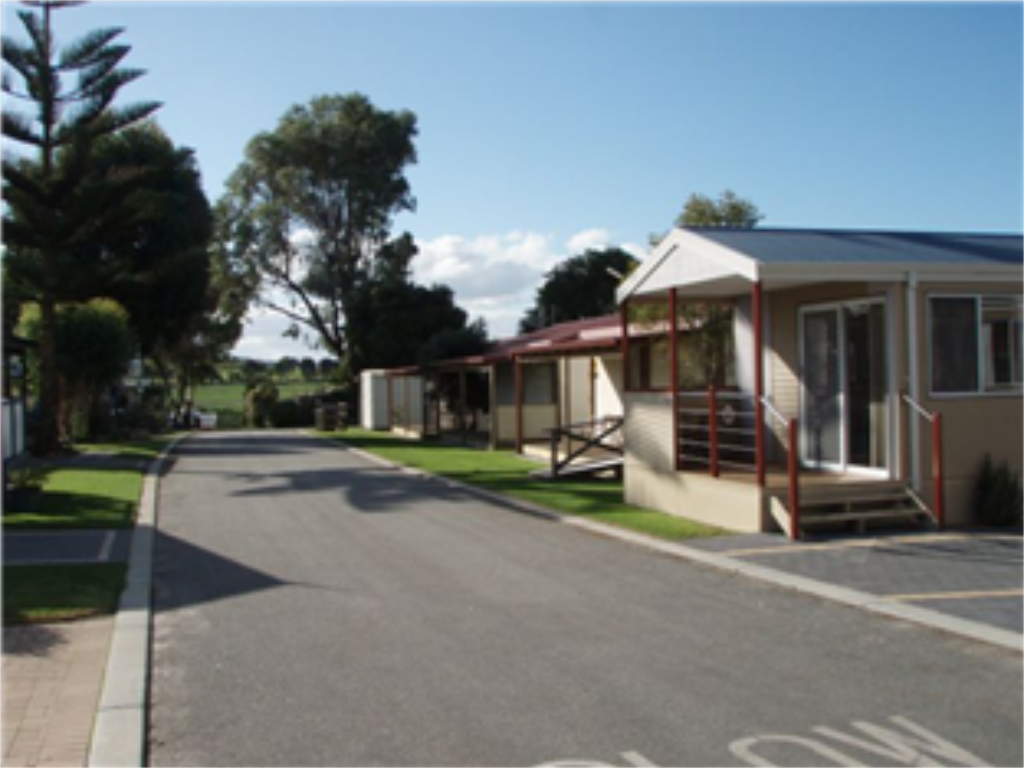 Entré Albany Holiday Park