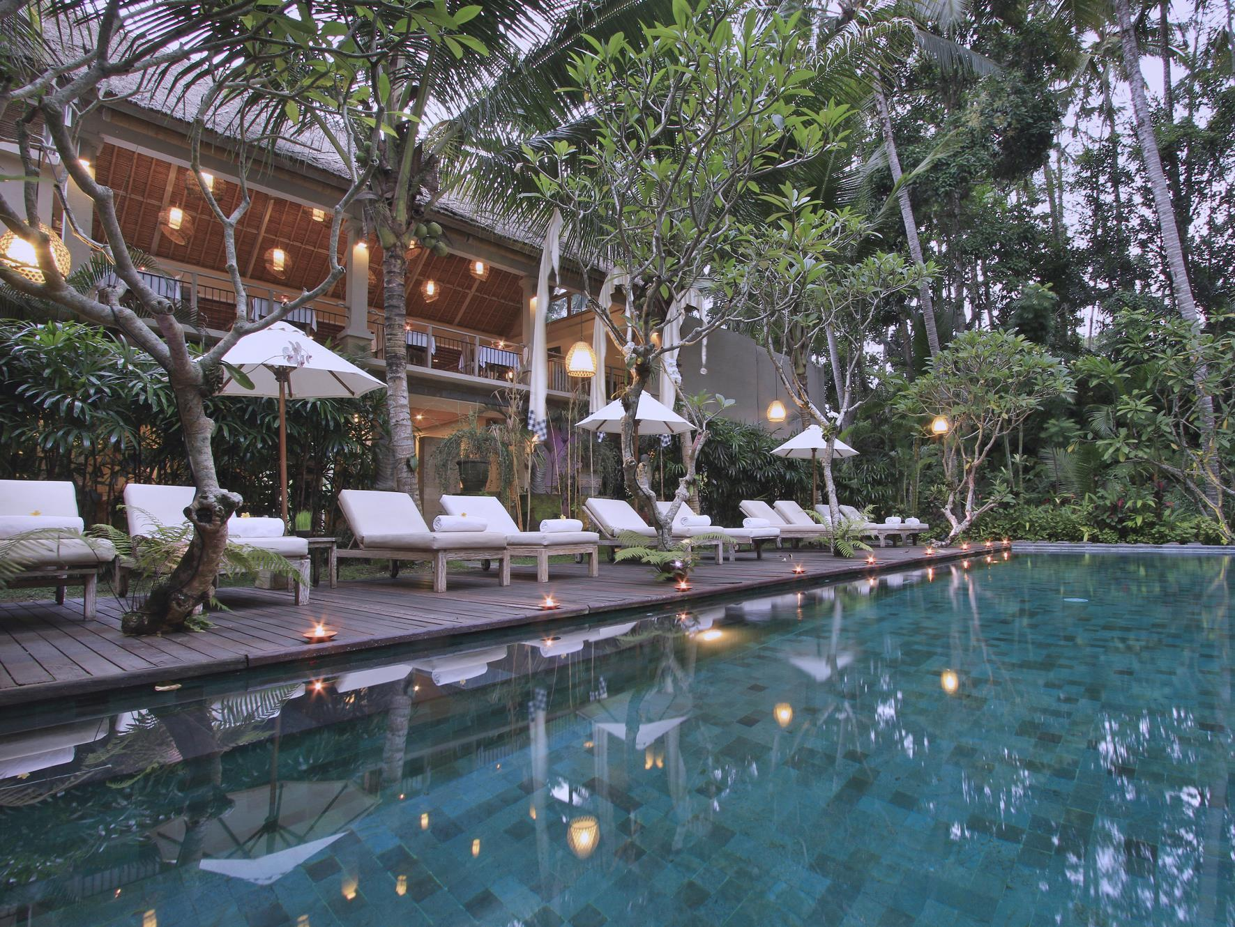 SURIA PRIVATE POOL VILLAS.