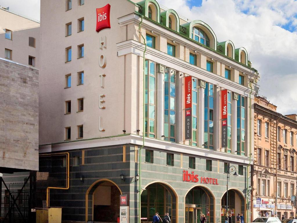 More about Ibis Hotel St. Petersburg Centre