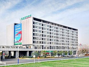GreenTree Inn Changzhou Railway Station North Square Business Hotel