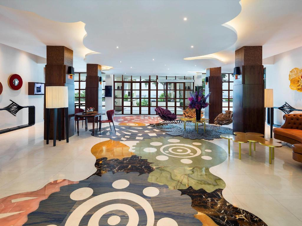 Lobby Sofitel Singapore Sentosa Resort And Spa (SG Clean Certified)
