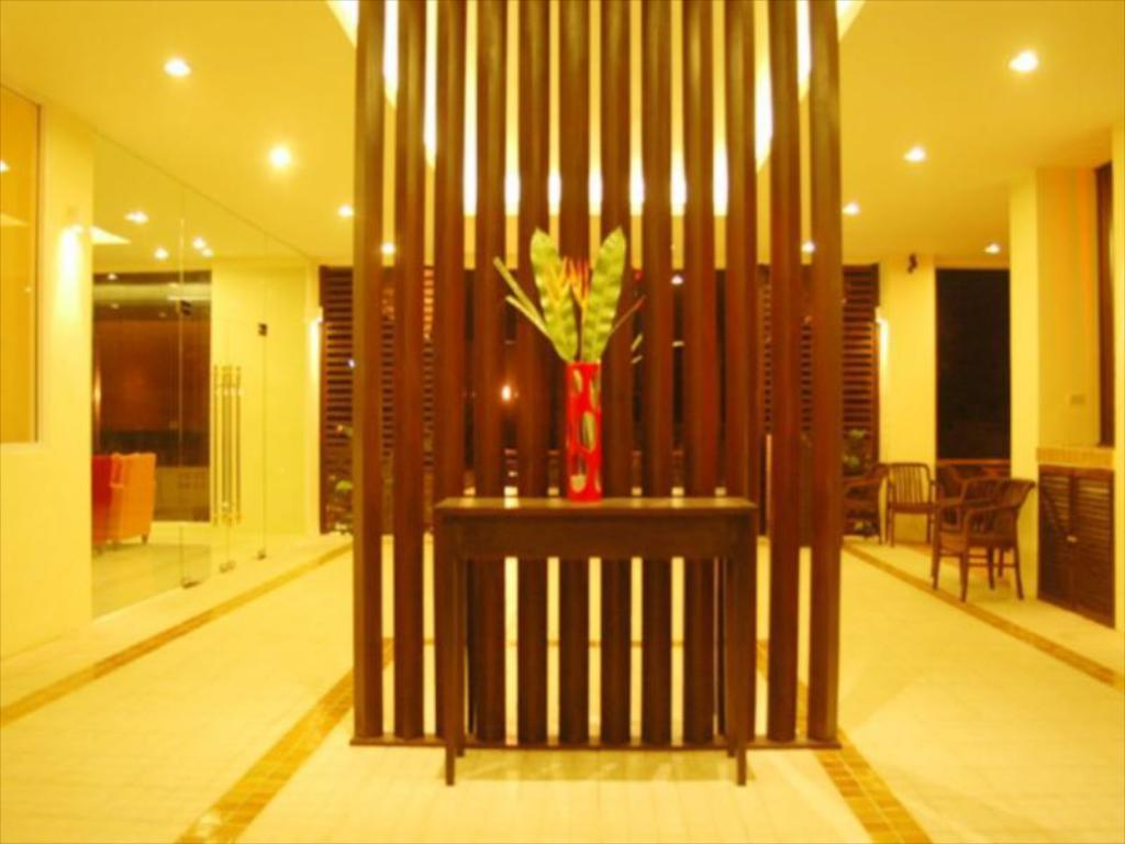 Interior view Lee Garden Resort