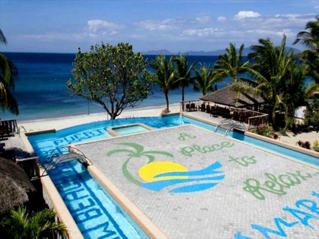 Tamaraw Beach Resort Puerto Galera