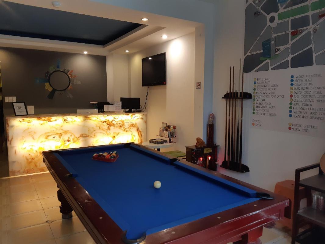 Saigon Backpackers Hostel Pham Ngu Lao Hotel Ho Chi Minh City Deals Photos Reviews