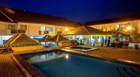 Swimming pool [outdoor] Hotel Seri Malaysia Port Dickson