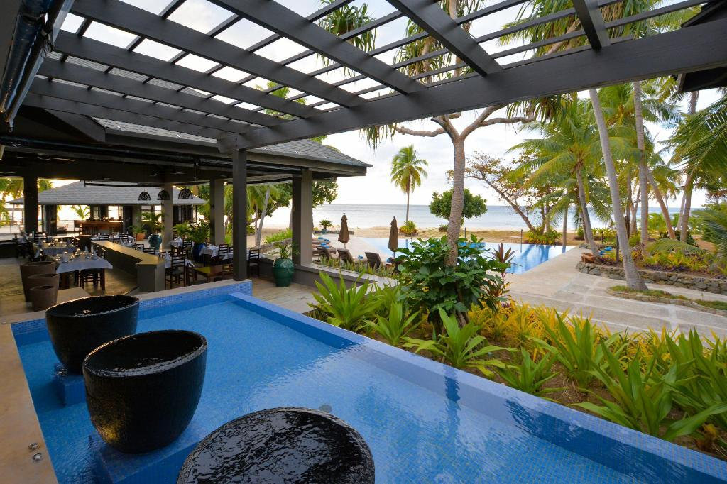 Lobby Yasawa Island Resort and Spa