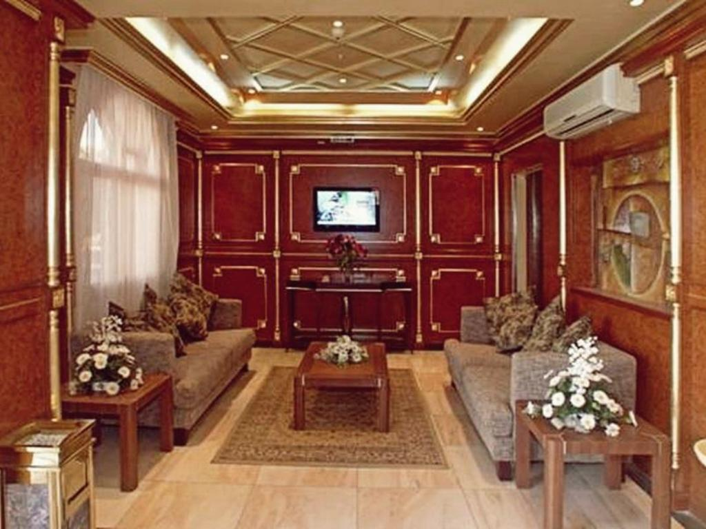 Vista interior Regency Jeddah Hotel