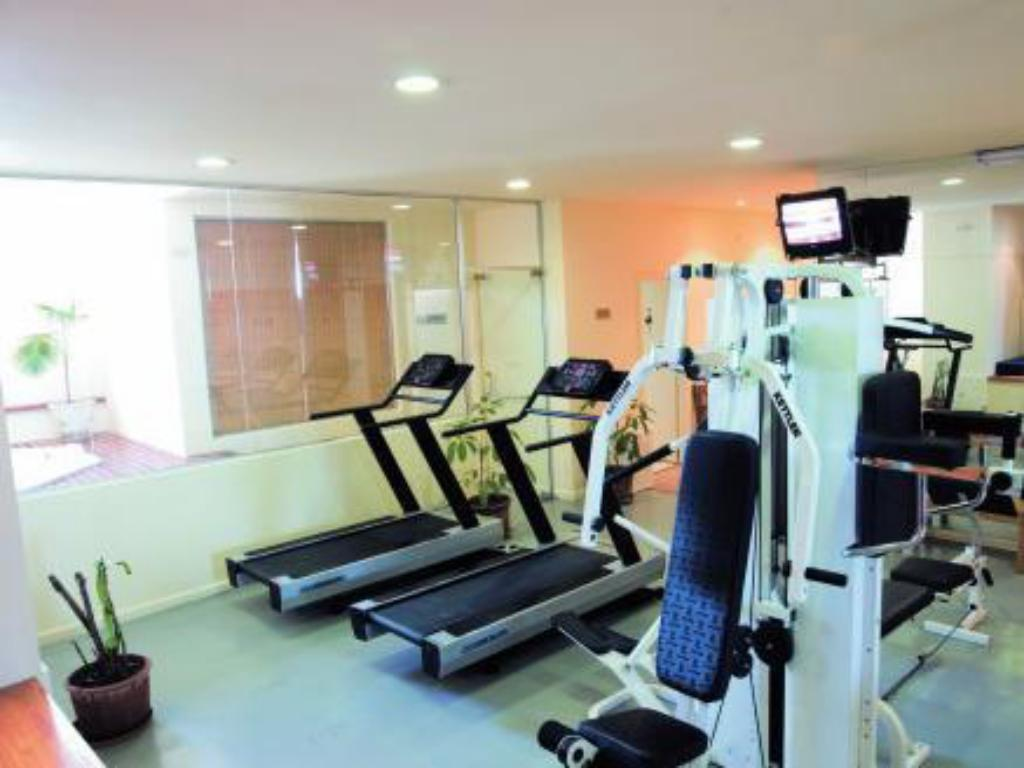 Fitness center Hotel Dos Reyes