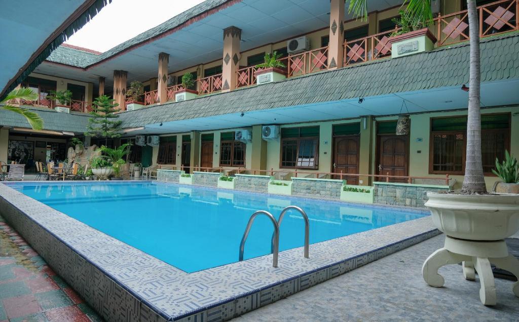 09b3a46dd OYO 585 Hotel Perwita Sari يوجياكارتا حجز رخيص فوري مع اجودا