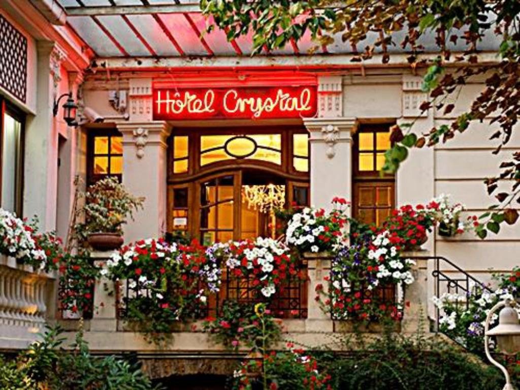 Hotel Crystal Reims Centre In France Room Deals Photos Reviews