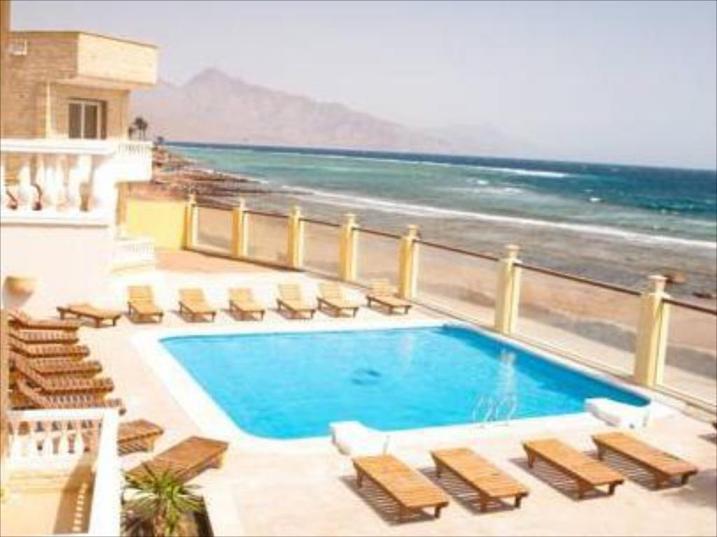 Swimming pool Dahab Hotel