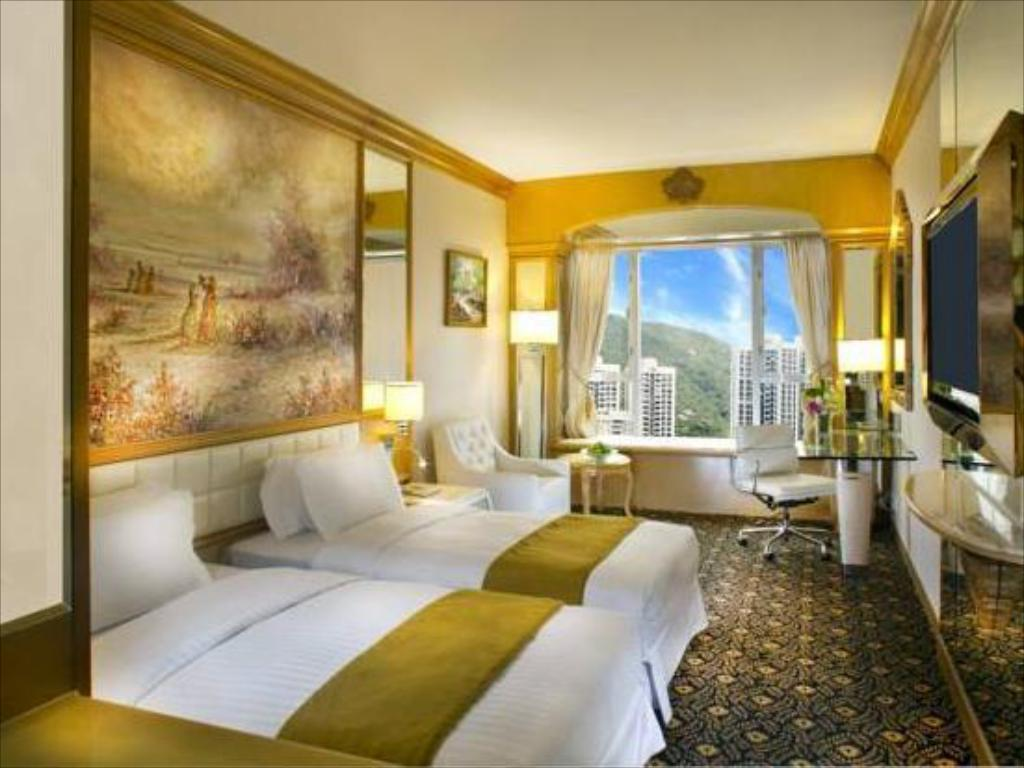 Superior Hot Deal - Guestroom Regal HongKong Hotel