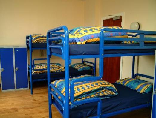 Bed in 8 Bed Male Dorm