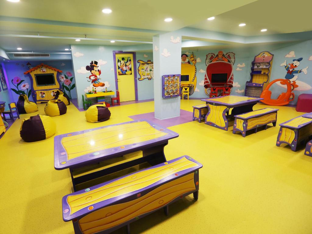 Playground Astral Palma Hotel