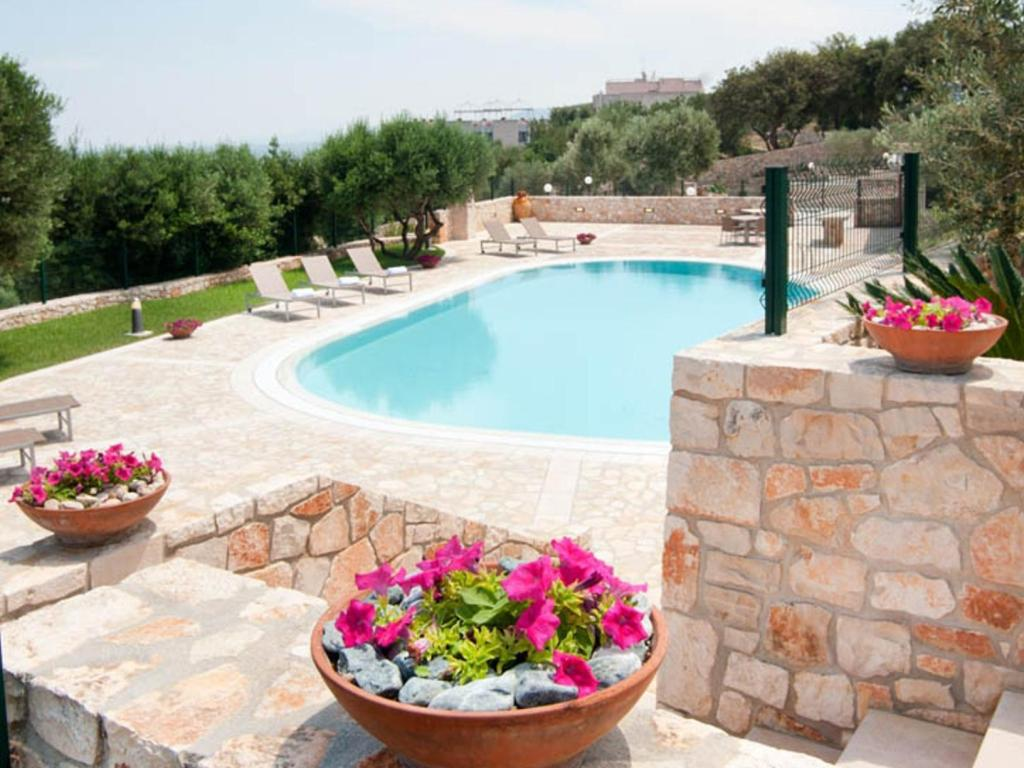 Swimmingpool Borgo Ritella