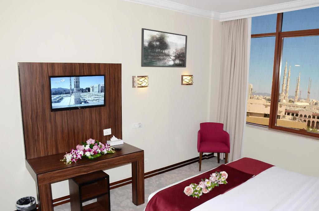 Double Room Al Hayat Golden Hotel