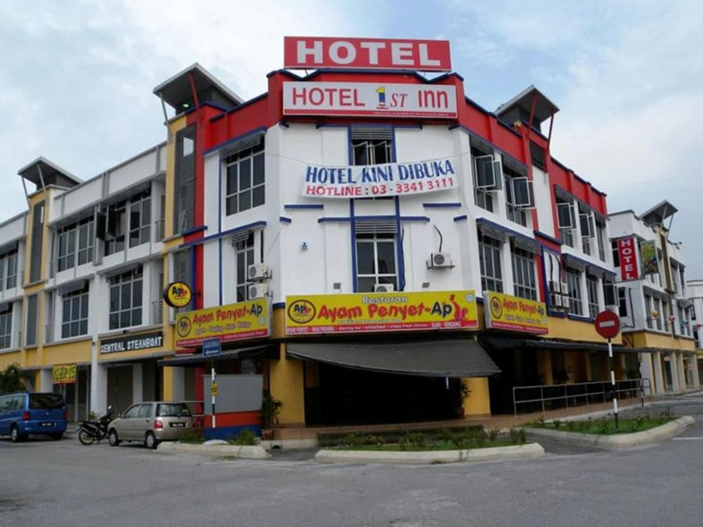Best Price On 1st Inn Hotel Shah Alam I City In Reviews