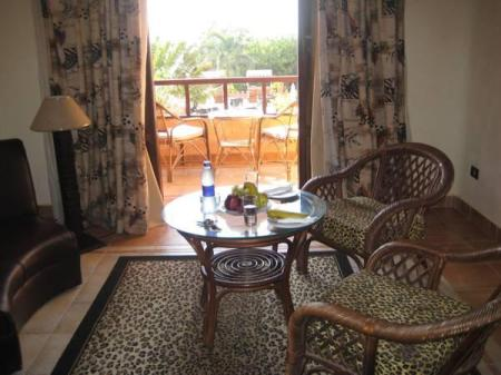 Interior view Africana Hotel & Spa