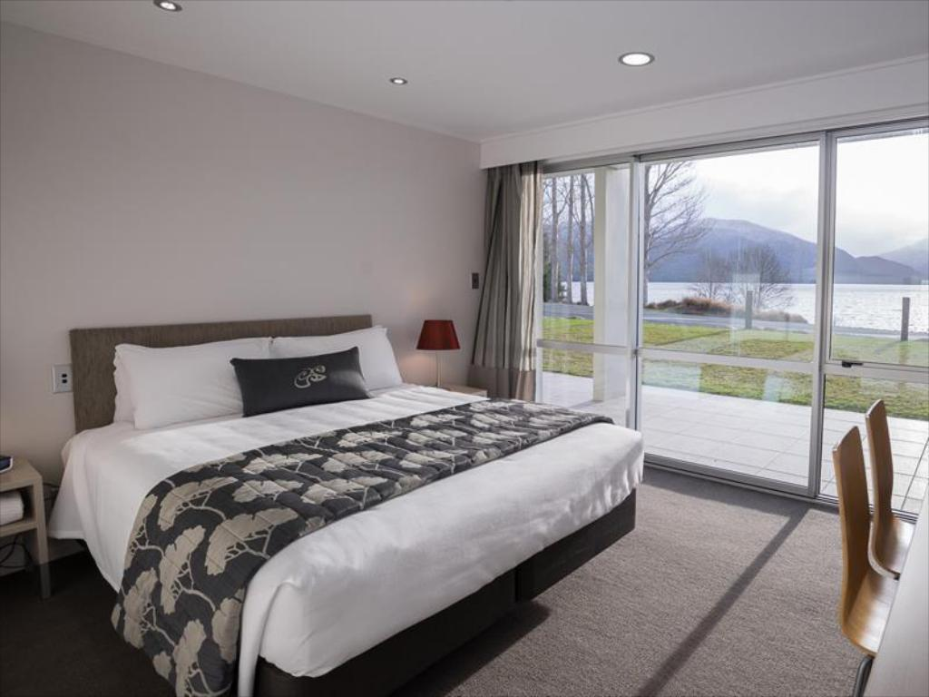 Innvendig Te Anau Lakeview Holiday Park & Motels
