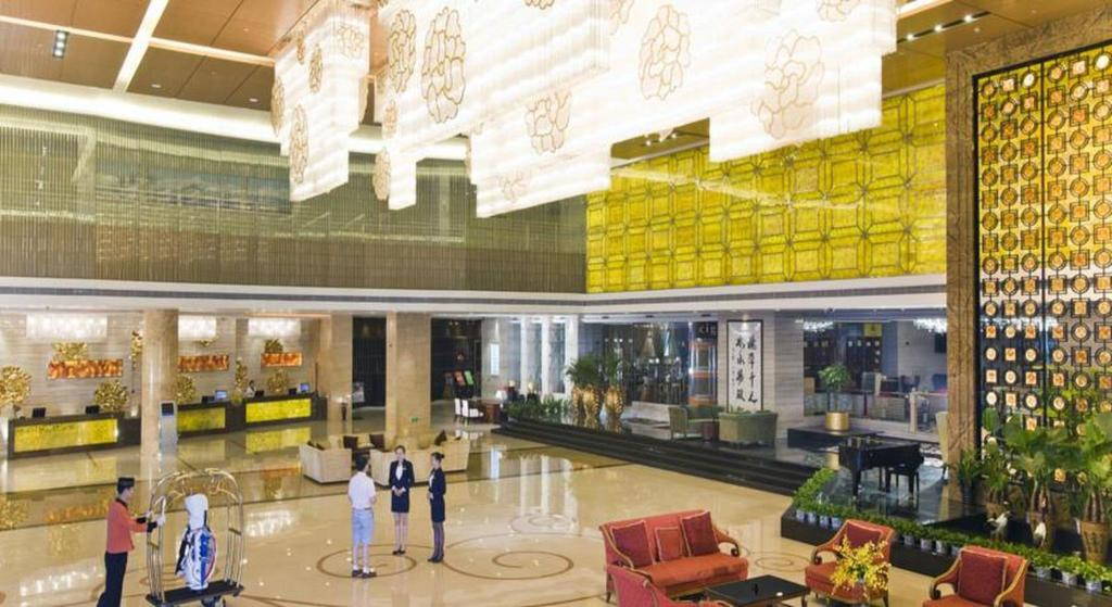 Eurasia International Hotel, Dongguan   Best Price Guarantee - Mobile  Bookings & Live Chat