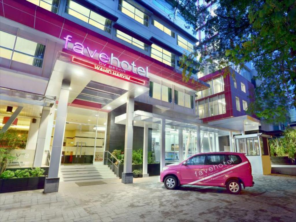 More about favehotel Wahid Hasyim