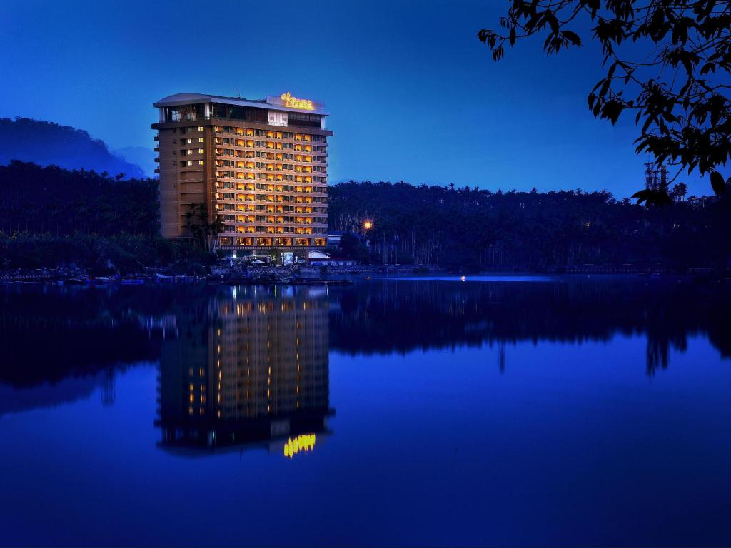 More about Sun Moon Lake Hotel