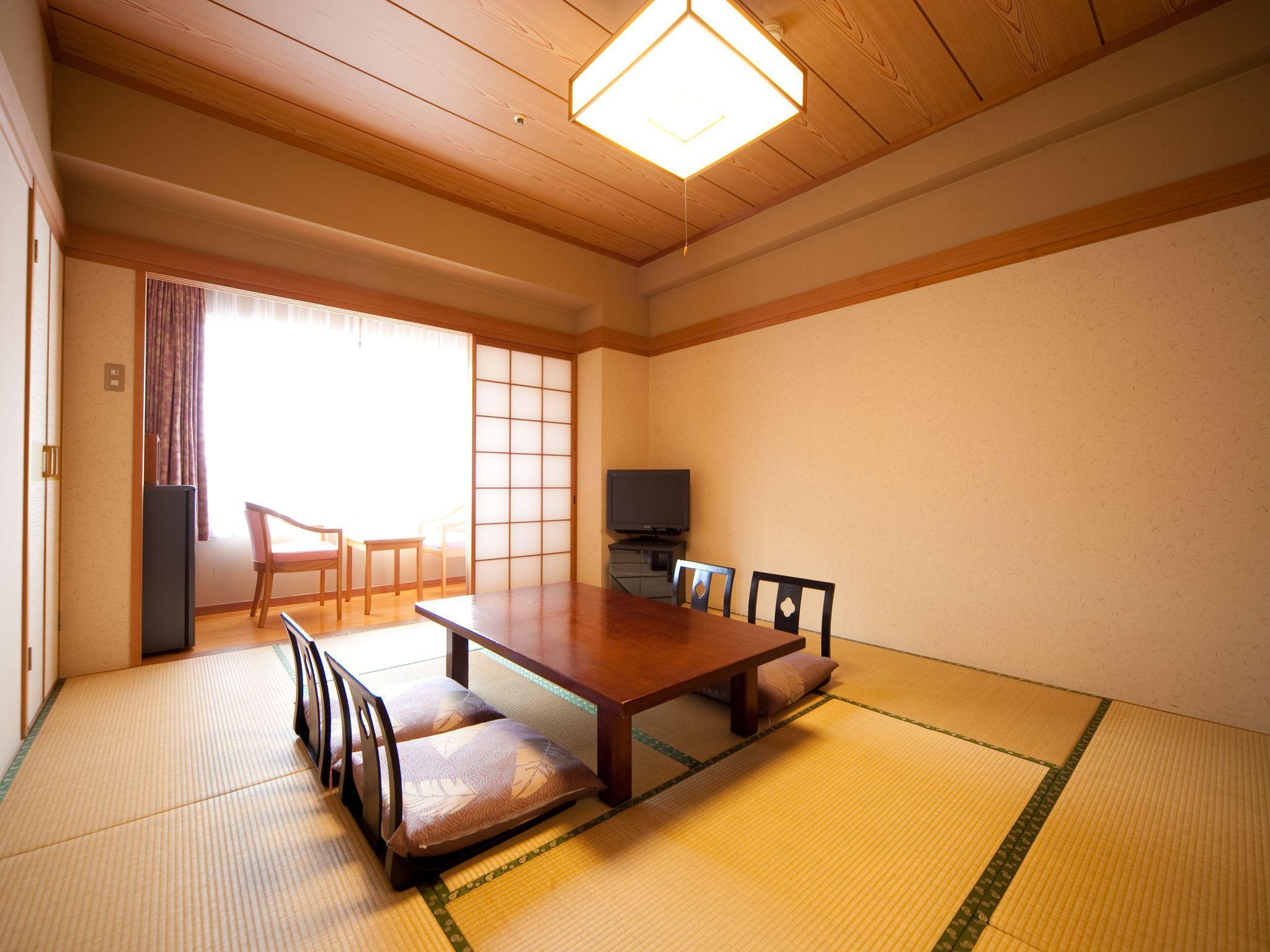 Japanese Style Room with Shower