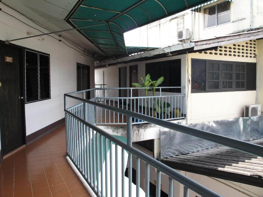 Hotellet indefra City Home Guest House