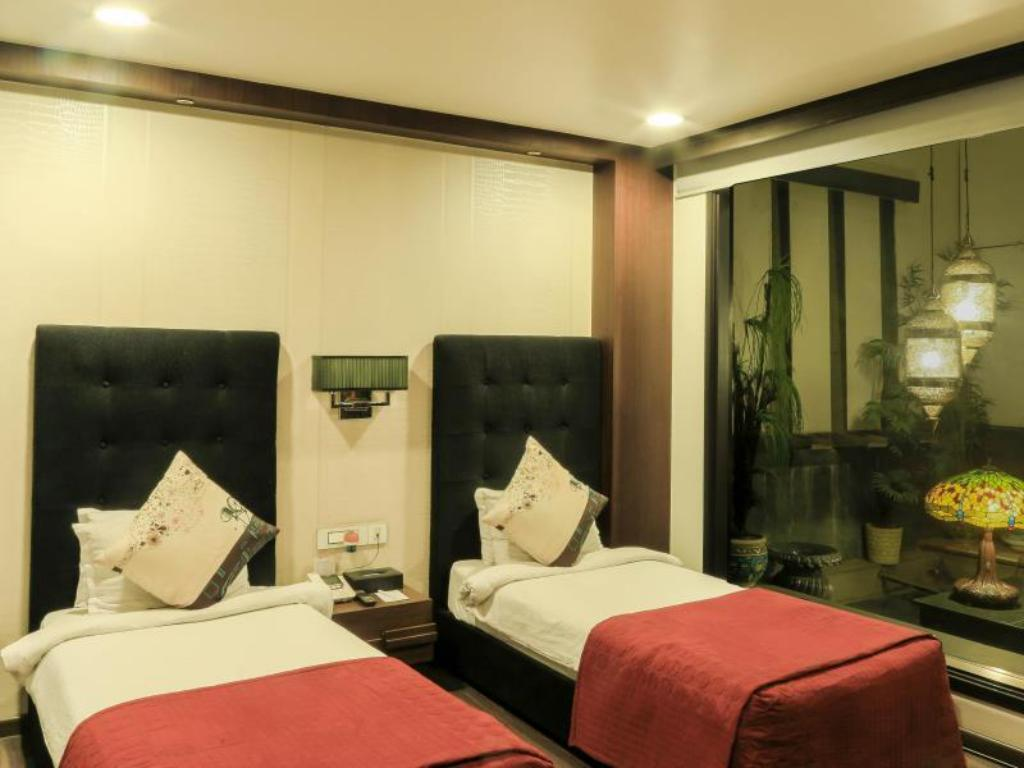 Deluxe Double Room Nanee Suite