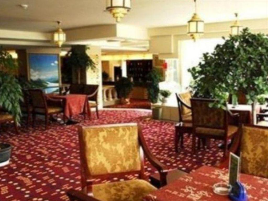 Interior view New Century Lhasa Hotel VIP Building