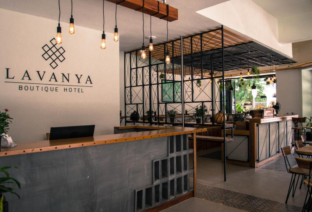 Lobby Lavanya Boutique Hotel