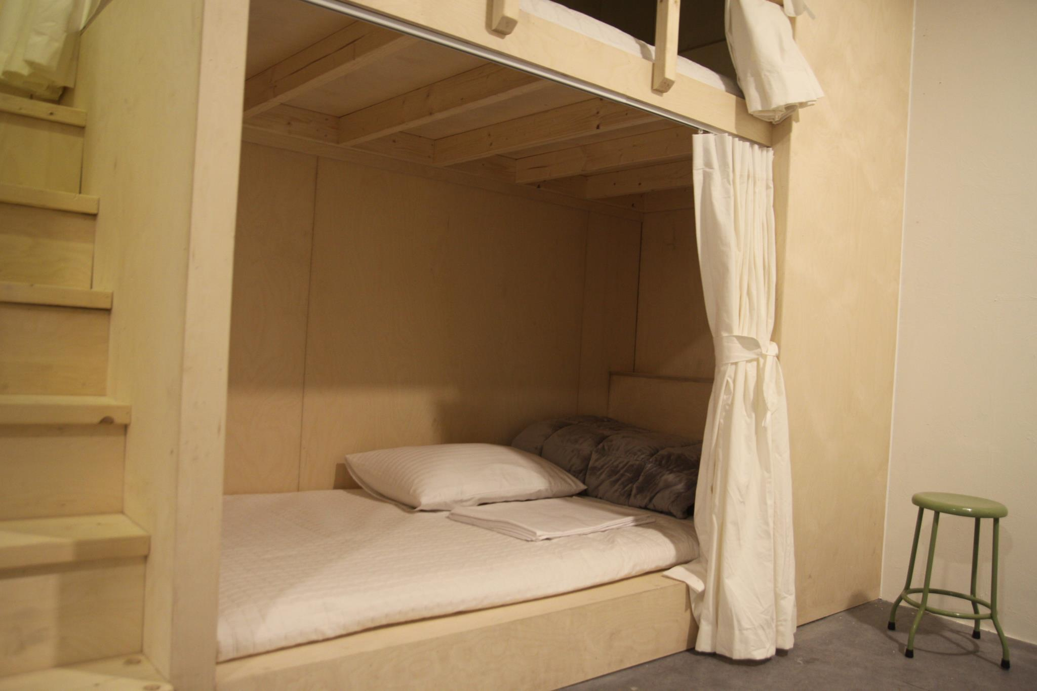 1 Person in 8-Bed Dormitory - Male Only