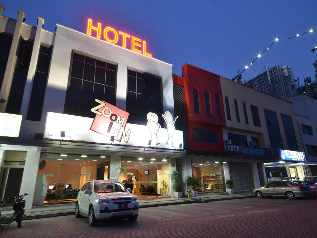 More about Zoom Inn Boutique Hotel - Danga Bay