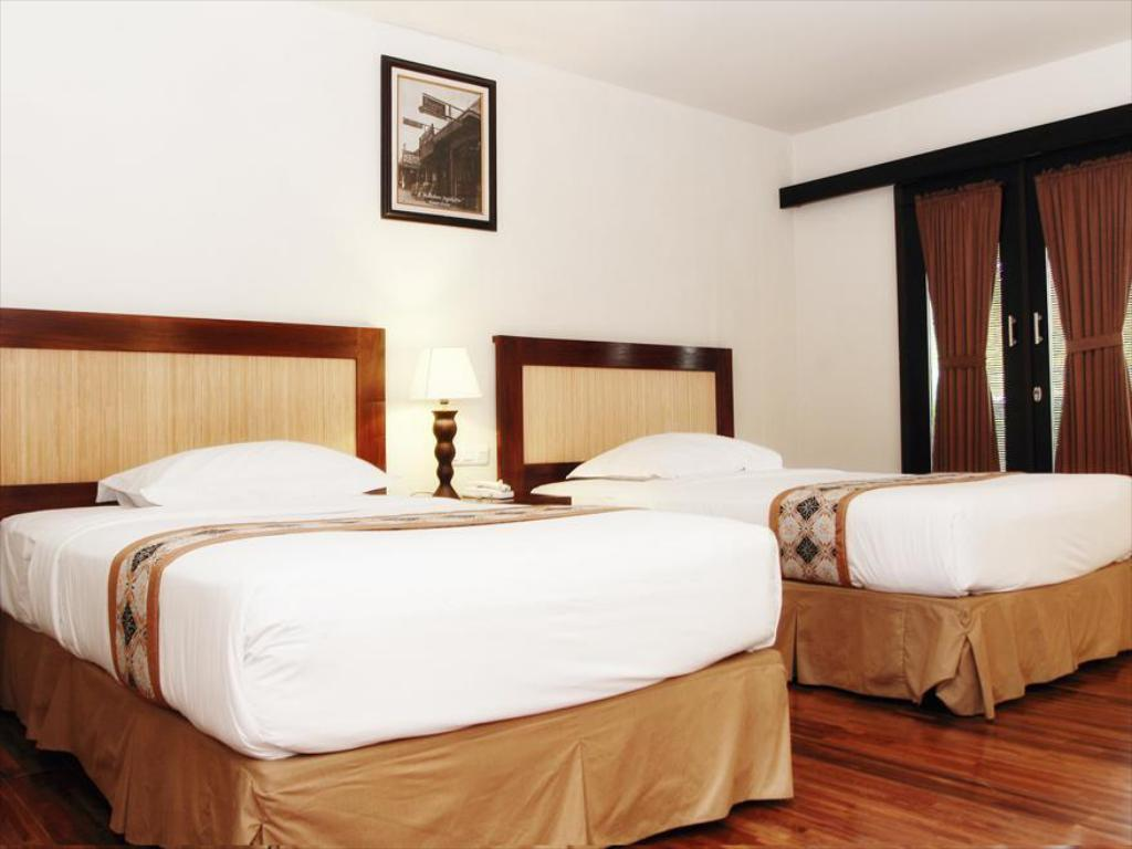 Deluxe Room Sambi Resort, Spa & Resto