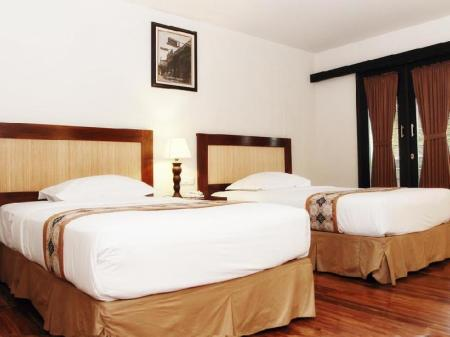 Kamar Deluxe Sambi Resort, Spa & Resto