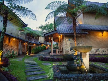 Entrance Sambi Resort, Spa & Resto