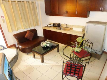 Interior view 1775 Adriatico Suites