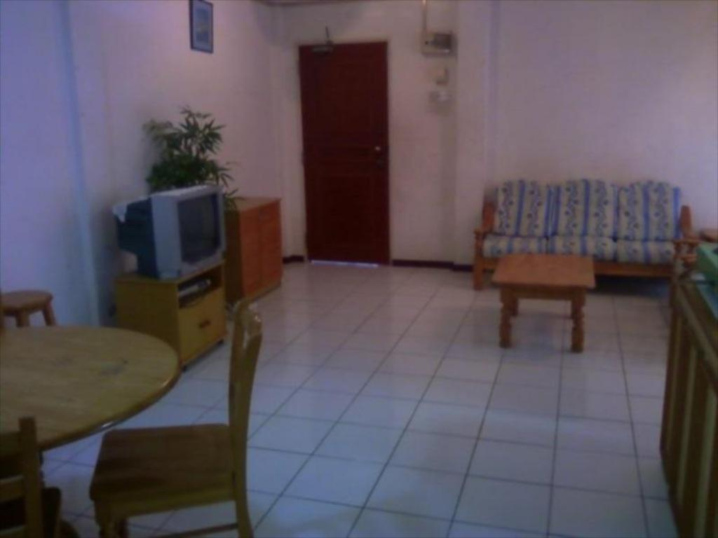 Interior view P.D. Perdana Condominium