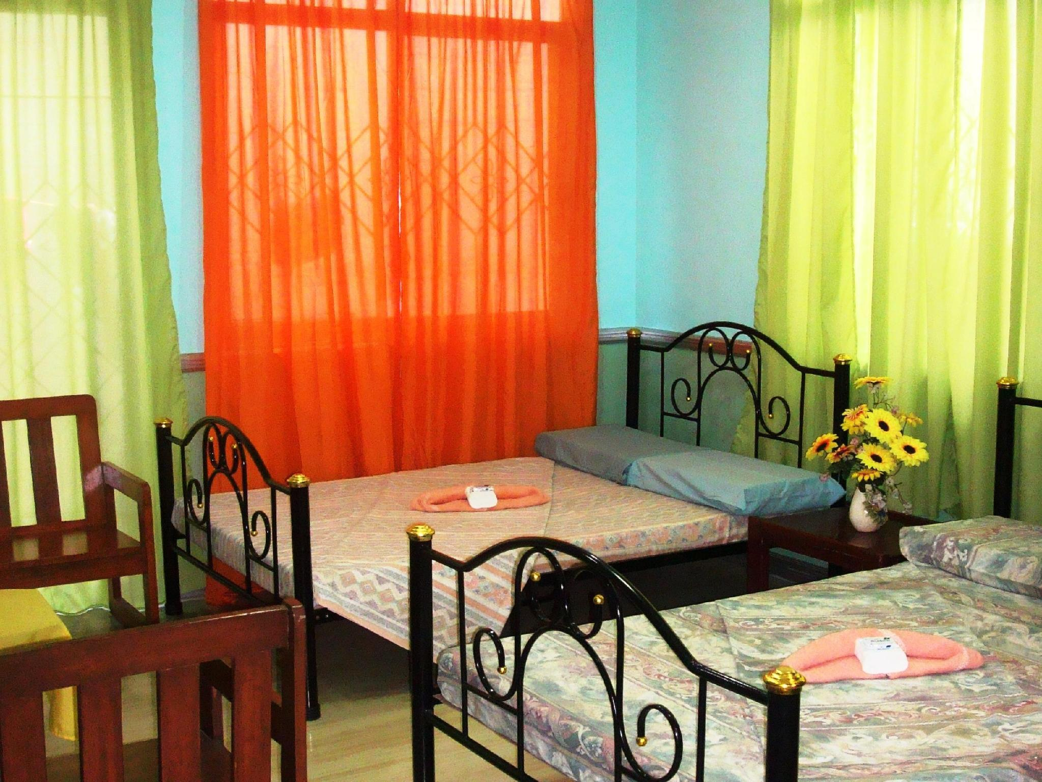 Manna Pension House In Bacolod Negros Occidental Room