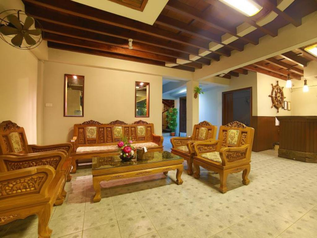 Lobby Relax Guesthouse