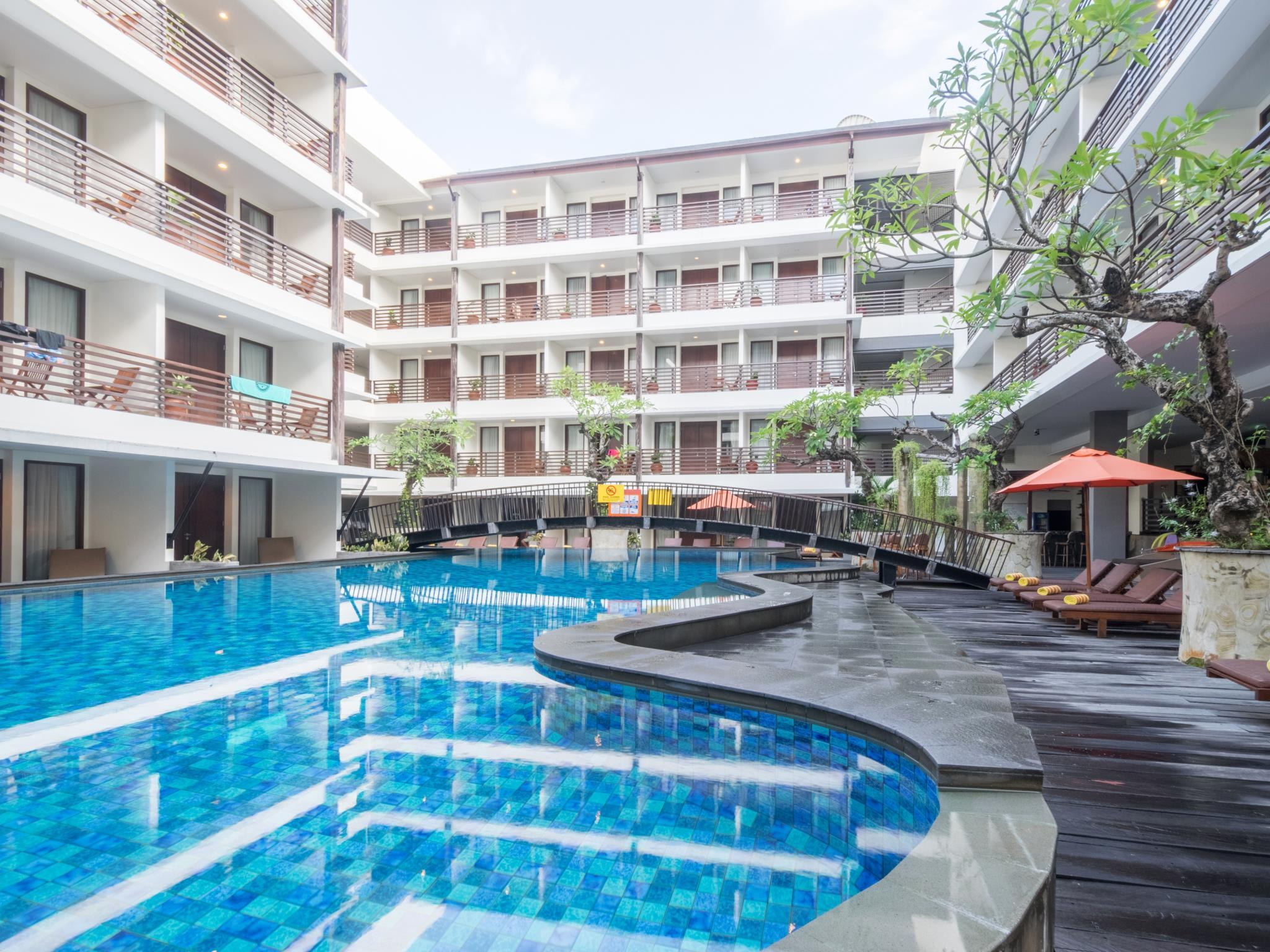 Sun Island Hotel Spa Kuta Bali Indonesia Mulai Dari Rp