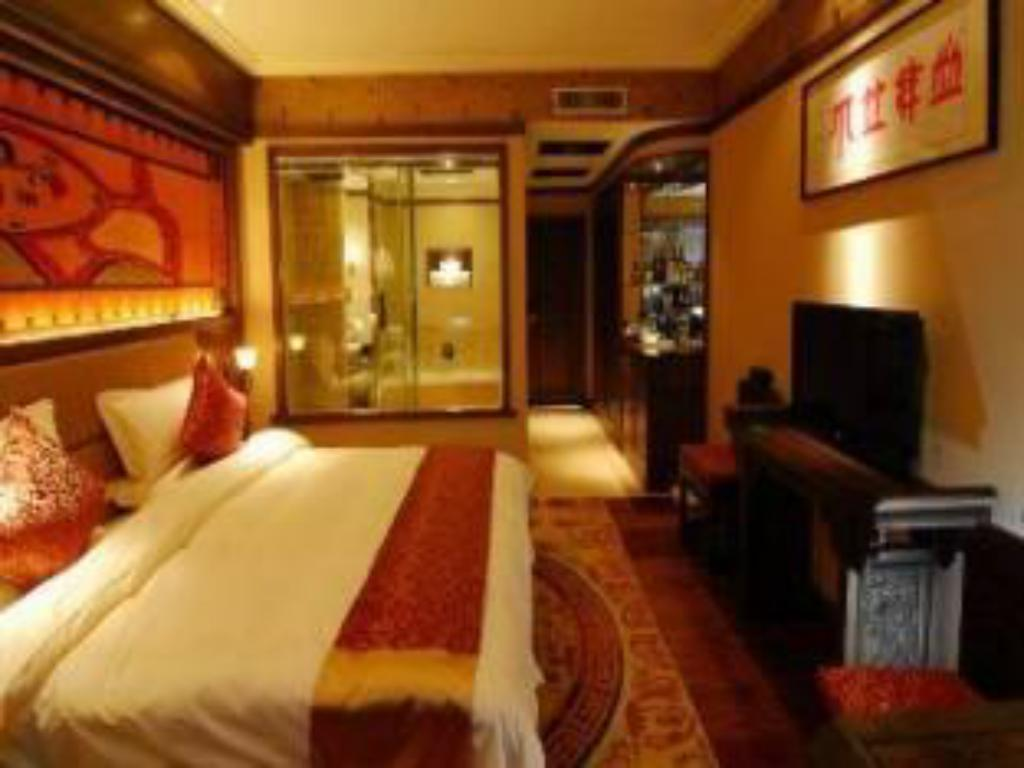 Executive Lijiang Golden Path Hospitality Hotel
