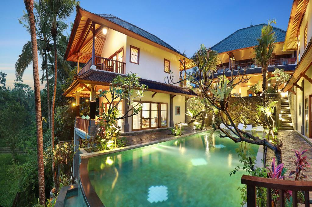 Korurua Villa Ubud Hotel Bali Deals Photos Reviews