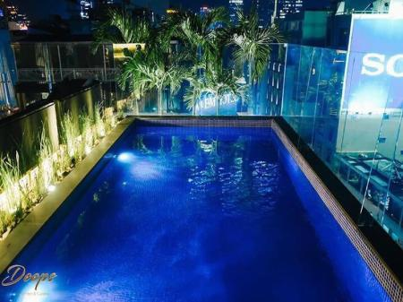 Swimming pool [outdoor] A&Em Art Hotel