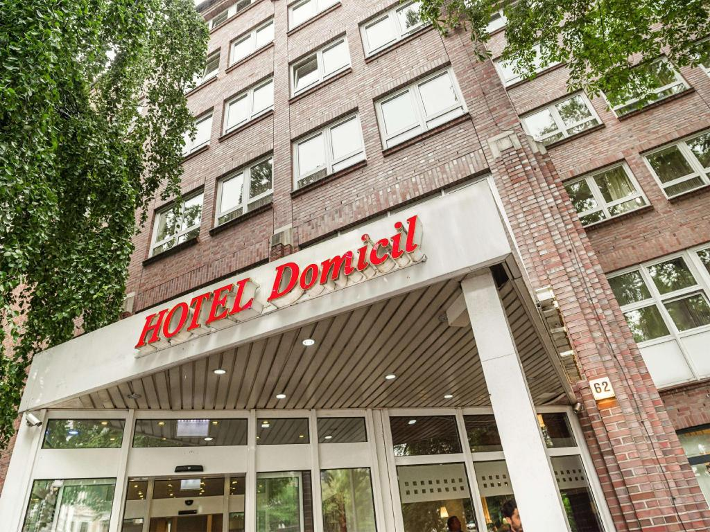 Hotel Domicil Hamburg by Golden Tulip in Germany - Room Deals ...