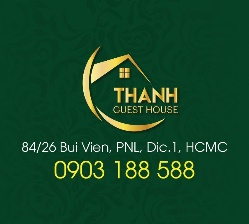 Thanh Guesthouse 1 Ho Chi Minh City Vijetnam Najnize Hotelske