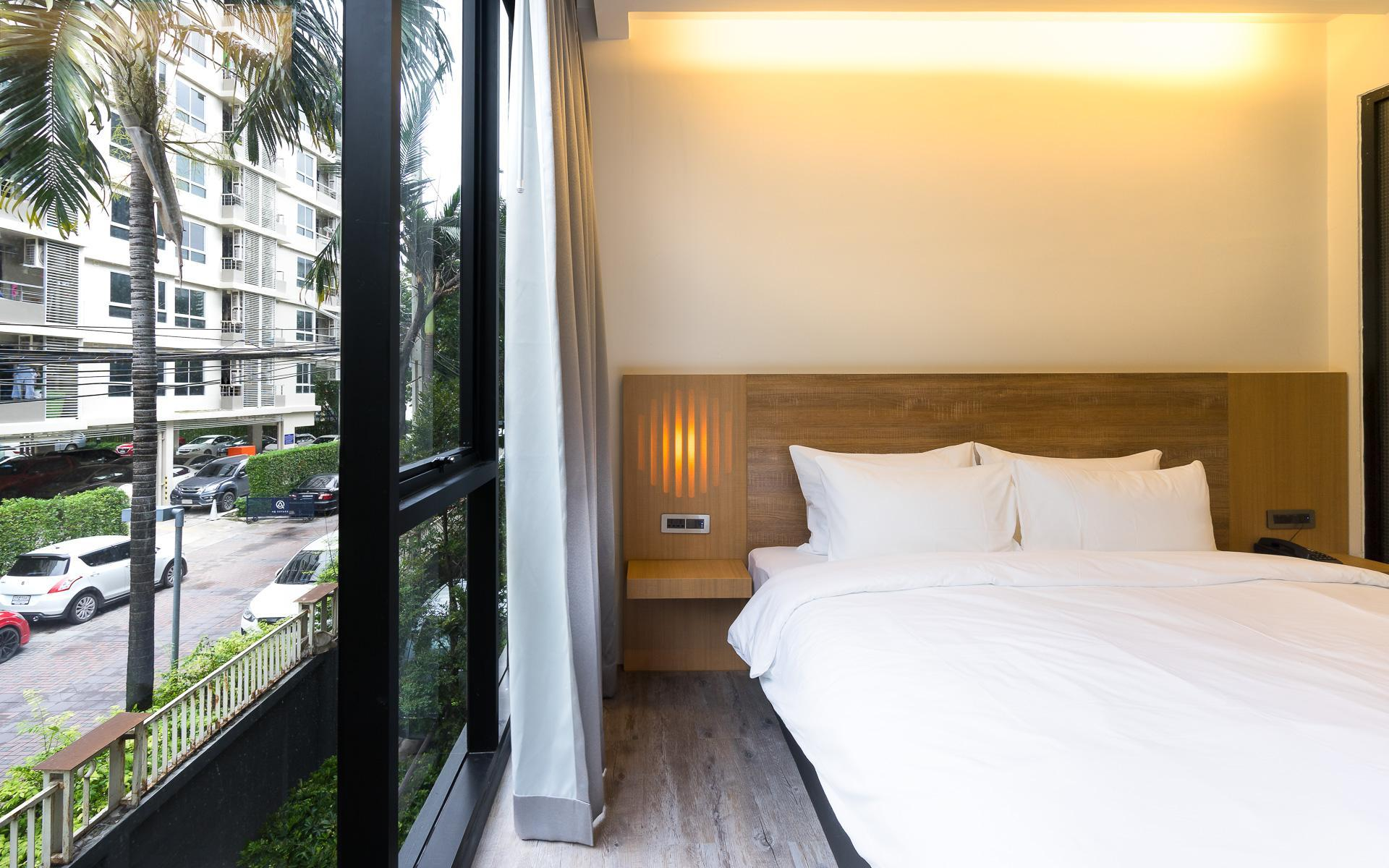 STAY rum Deluxe - Handikappanpassat (STAY Deluxe Room - Disabled Access)