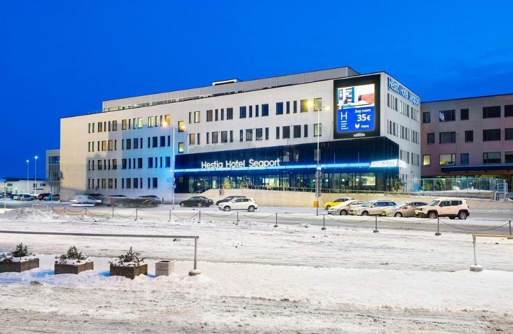 Hestia Hotel Seaport Tallinna Parhaat Tarjoukset Agoda Com
