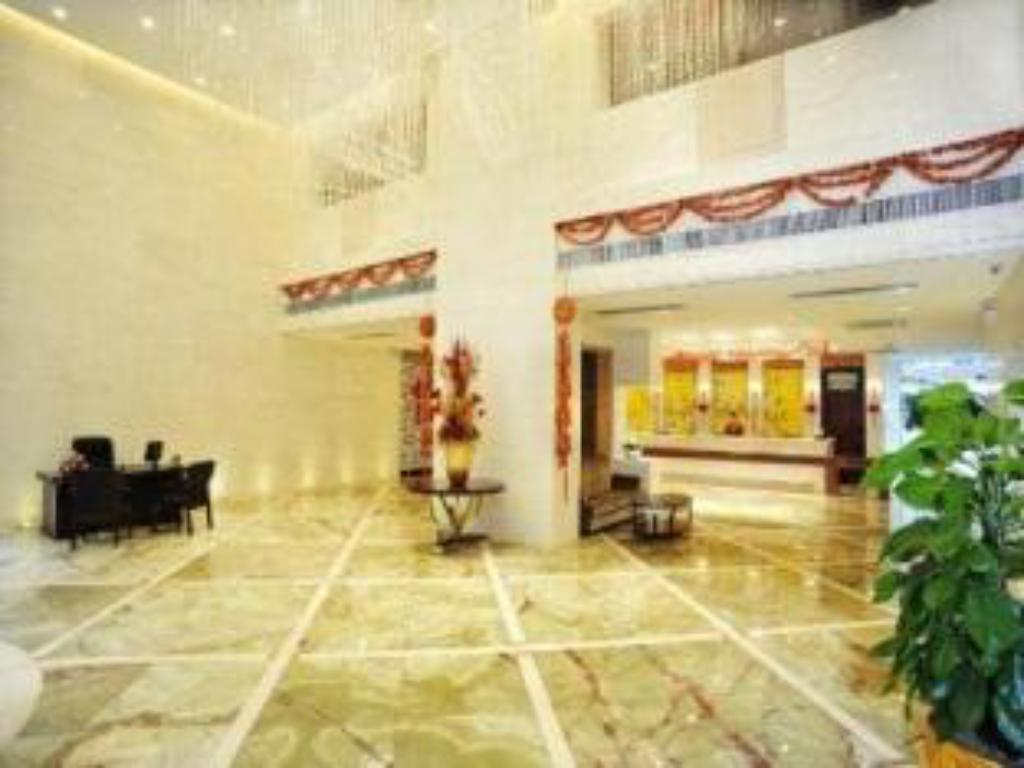 Lobby Zhaorui International Hotel