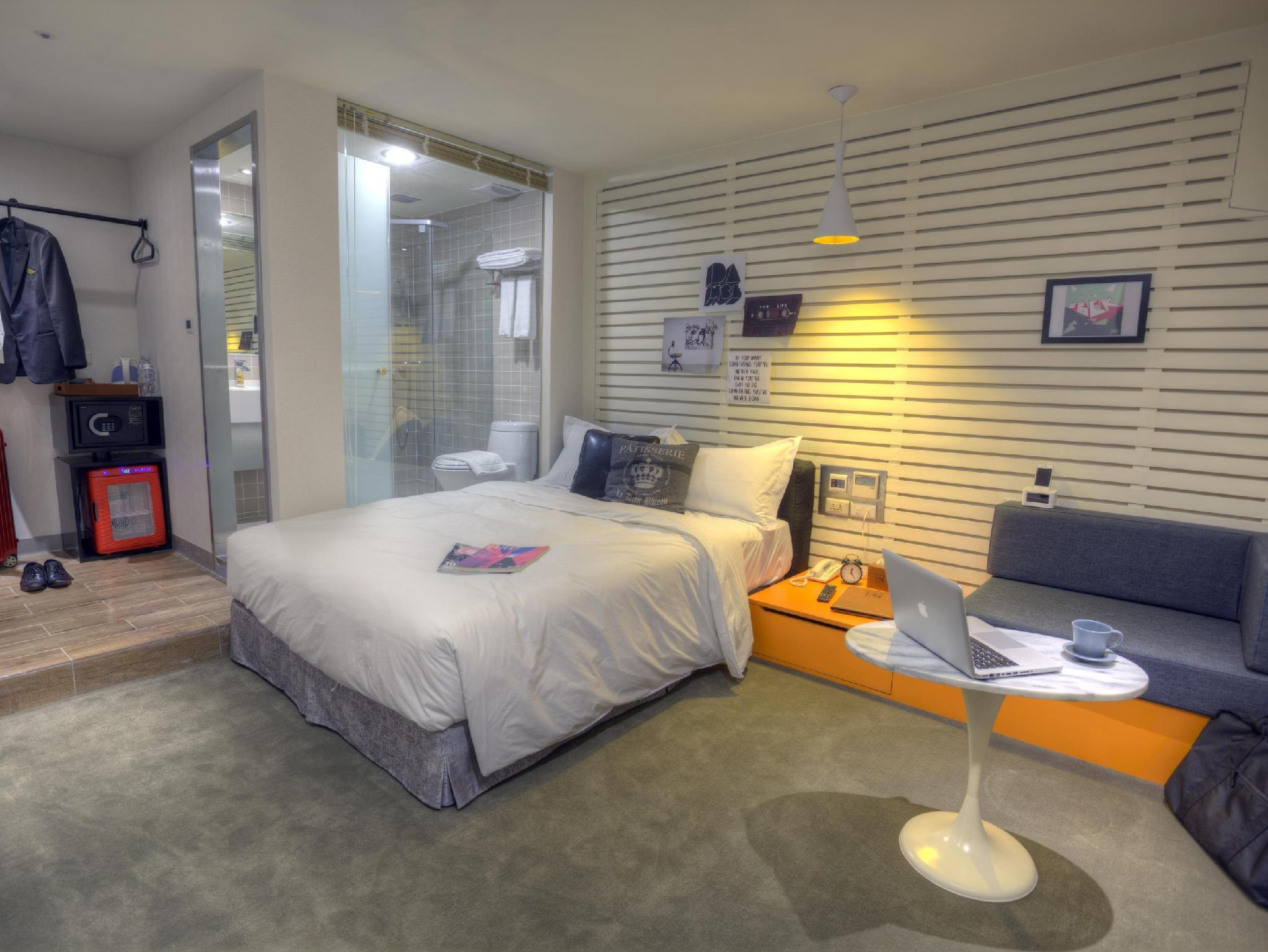 A Small Corner In Ximending Guesthouse Hotels Near Ximen Metro Station Taipei Best Hotel Rates Near